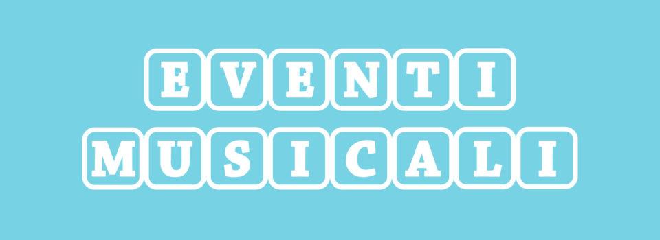 Banner Eventi Musicali